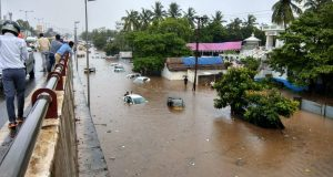 Flood-in-Bhubaneswar
