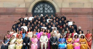 The President, Shri Ram Nath Kovind addressing the State Civil Service Officers promoted to the IAS and attending the 120th Induction Training Programme at the Lal Bahadur Shastri National Academy of Administration, Mussoorie, at Rashtrapati Bhavan, in New Delhi on August 03, 2018.