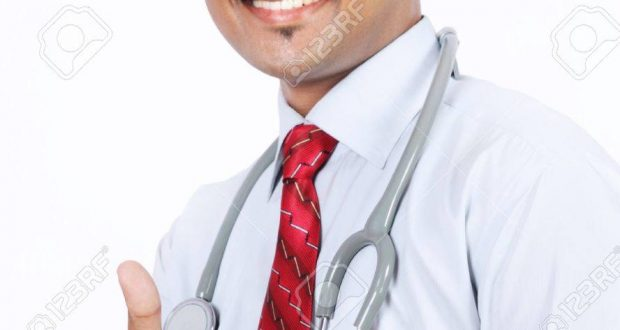 14907500-indian-young-doctor