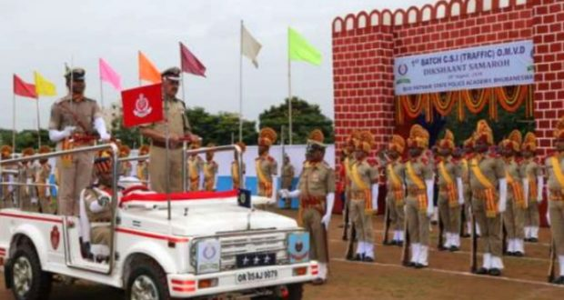 passing-out-parade