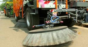 sweeping-machine