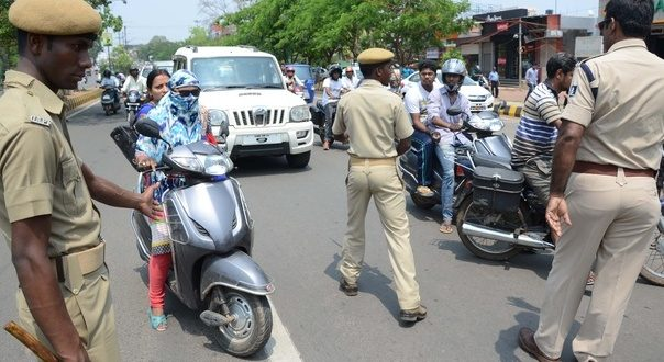 Traffic-fine-collection-goes-digital-in-Bhubaneswar
