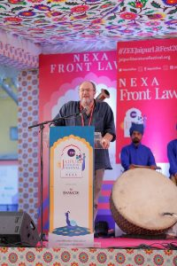 Day 1_Inaugural Address_William Dalrymple, ZEE Jaipur Literature Festival