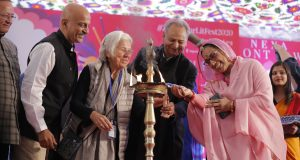 Day 1_Inaugural Ceremony_ZEE Jaipur Literature Festival