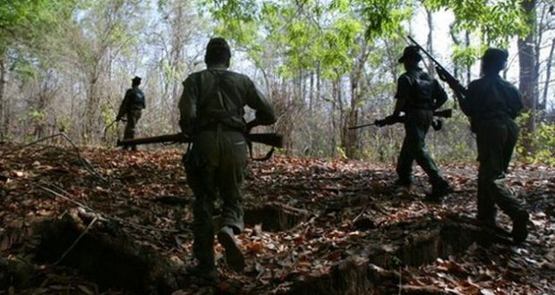 Four-Maoists-killed-in-police-encounter-in-Odisha's-Kandhamal