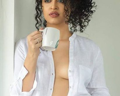 Apsara Rani became darling of Media for her acting ability or ...