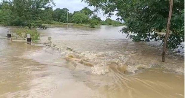 Flood-like-situation