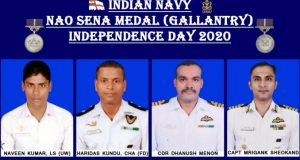 Gallantry-Medals-to-Naval-Personnel-on-INDEPENDENCE-DAY-2020