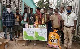 Milk Mantra relief effortsbg