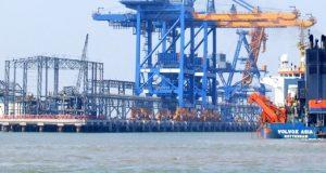 Dhamra-port