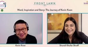 Kevin Kwan in 50