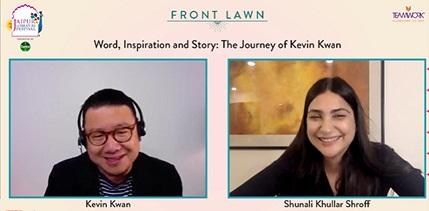 Kevin Kwan in 50