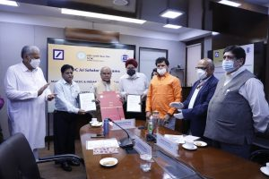 MoU Between NCDC & Indian Chamber of Commerce